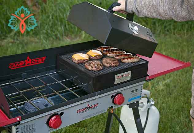Outdoor-Cooking-System