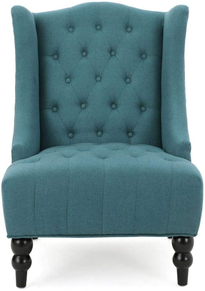 traditional living room furniture blue,