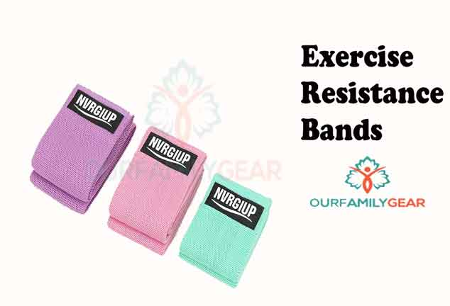 fabric resistance bands workout