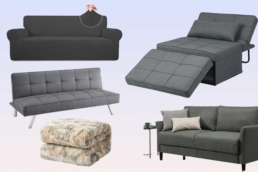 Fabric Sofa Bed,