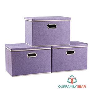 large media storage box,