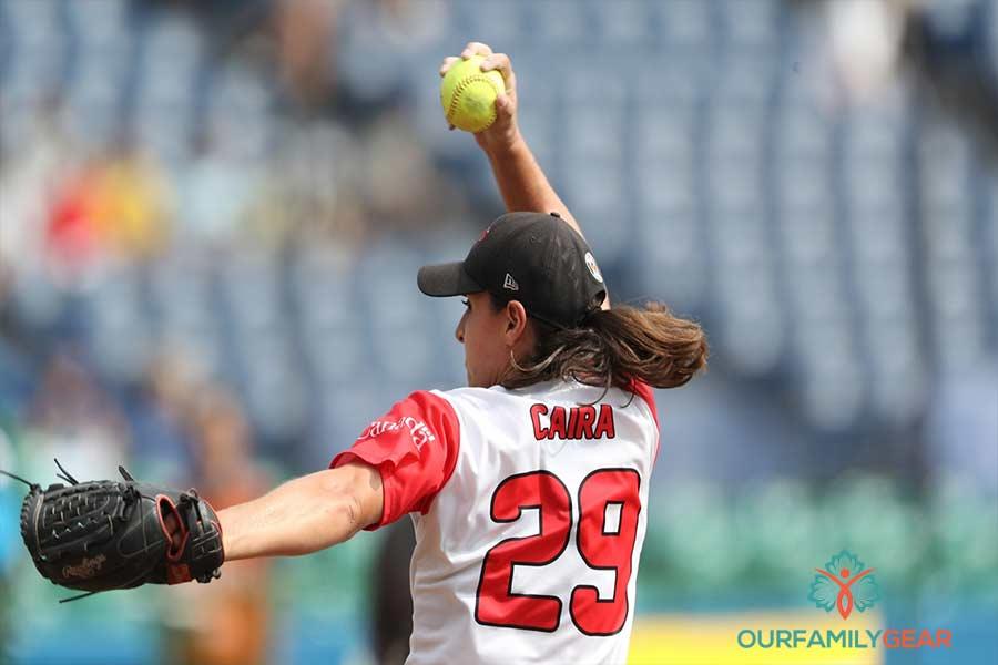 How many innings in softball