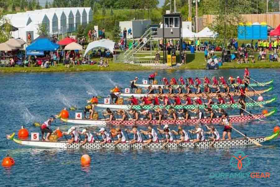 what is dragon boating