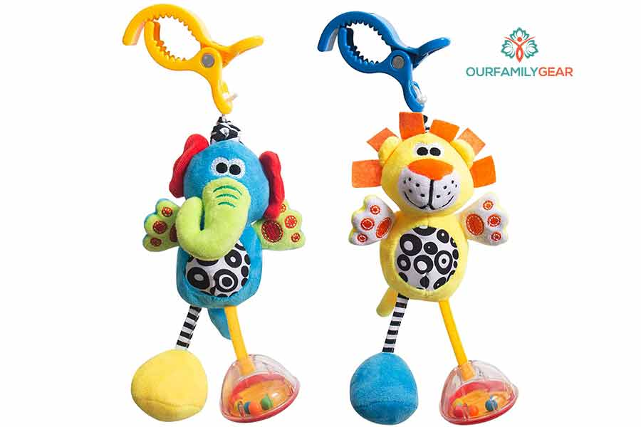 stroller toys for 1 year old,