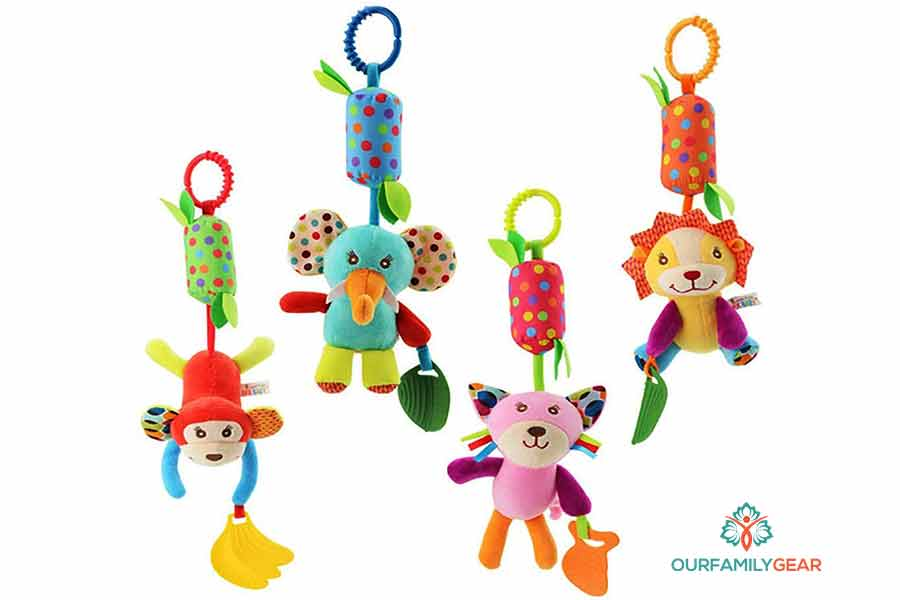 baby car seat and stroller toys,