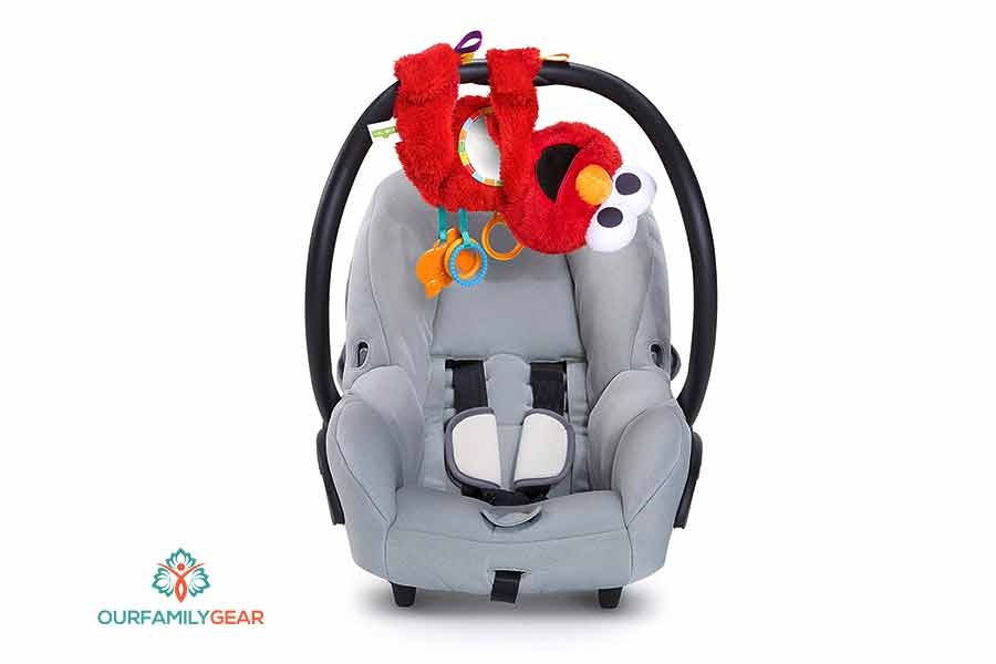 fisher price car seat and stroller toys,