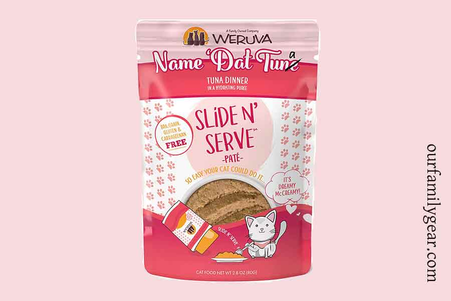 brand names of food for cats,