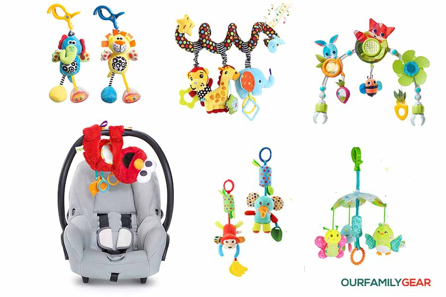 car seat and stroller toys,