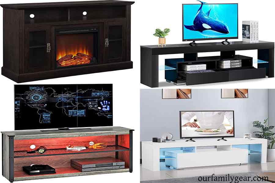 led television stands