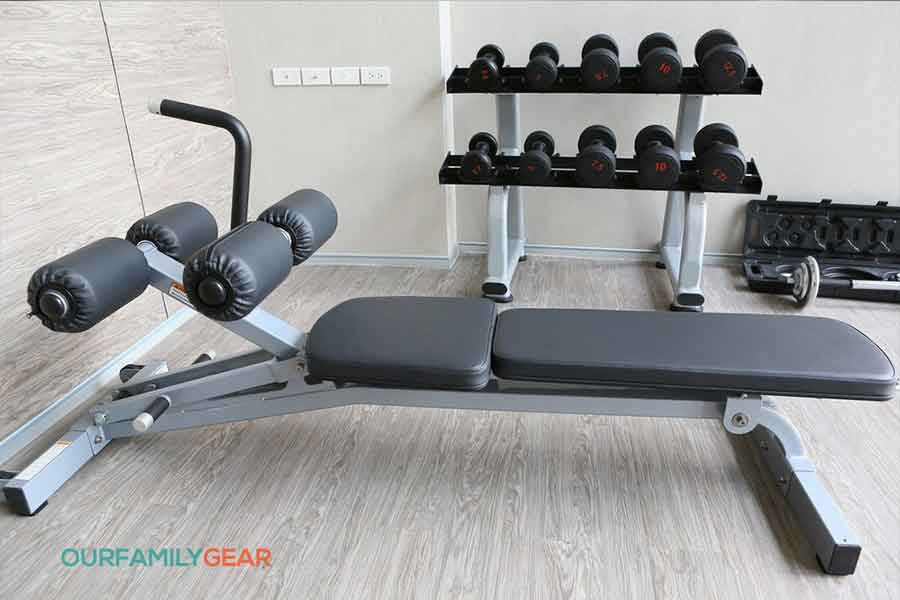 how to build a home gym in basement,