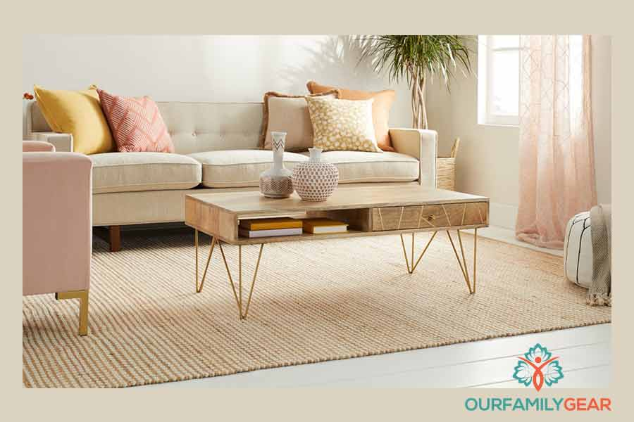 what to put on a coffee table,