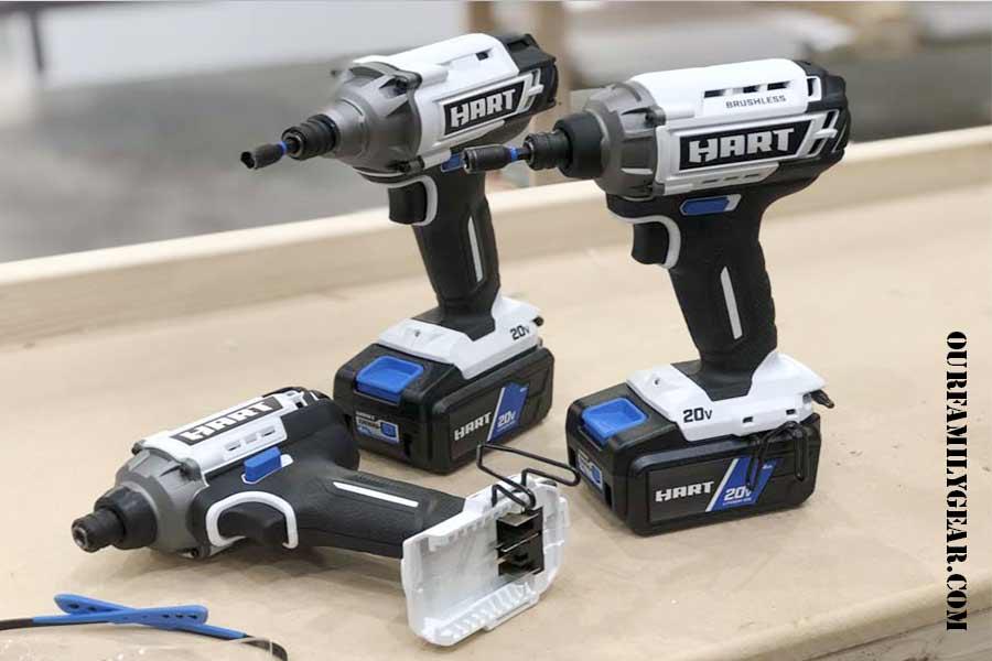 Who makes hart power tools