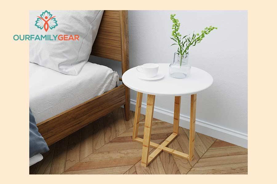 arhaus coffee table, bamboo rattan coffee table,