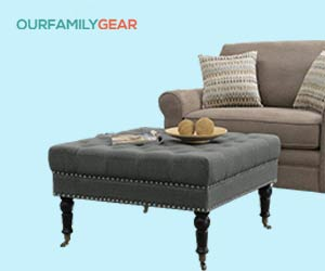 Tufted-Button-Bench-Ottoman-Nailhead-Trim-Linen-Fabric-Foot-Rest-Stool-Seat