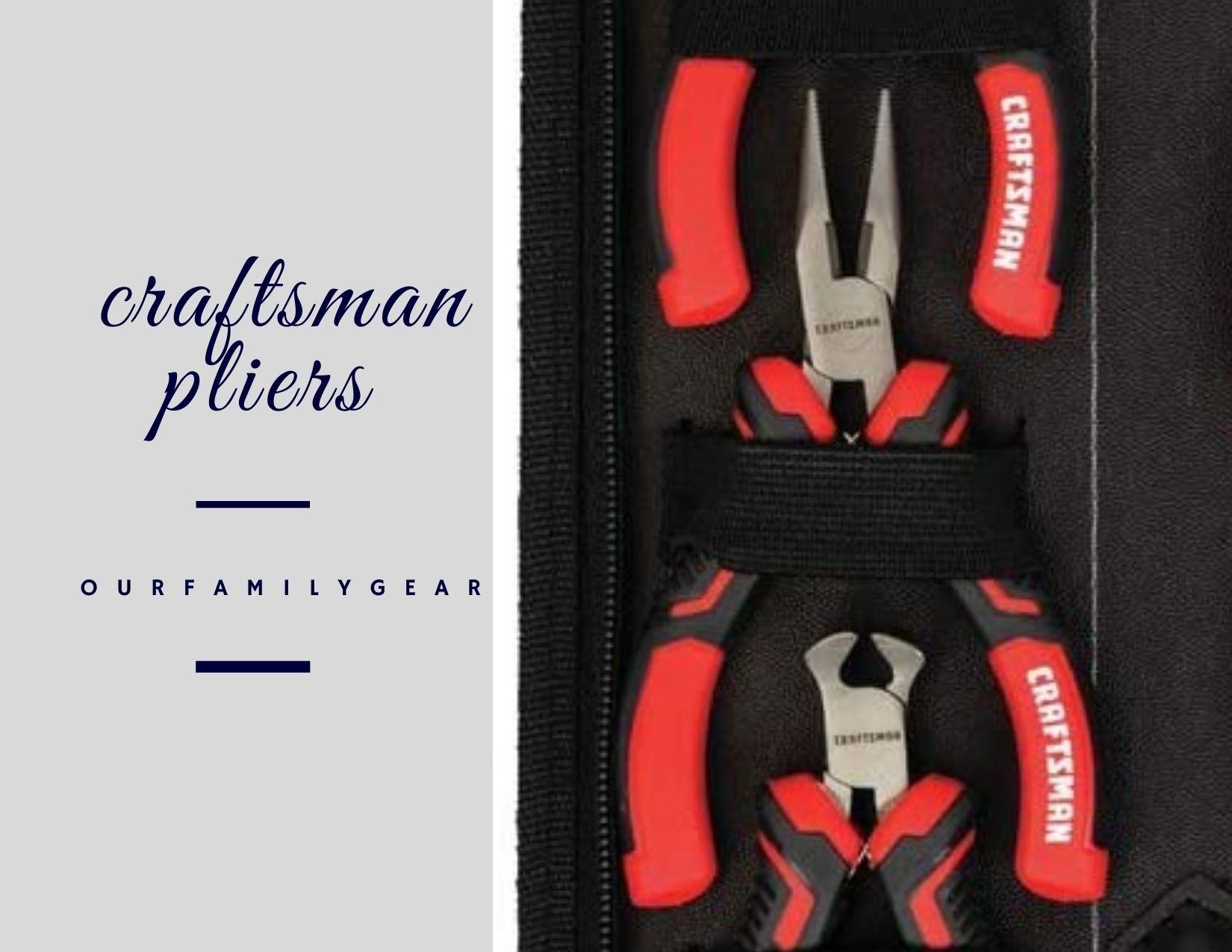 craftsman pliers (1)