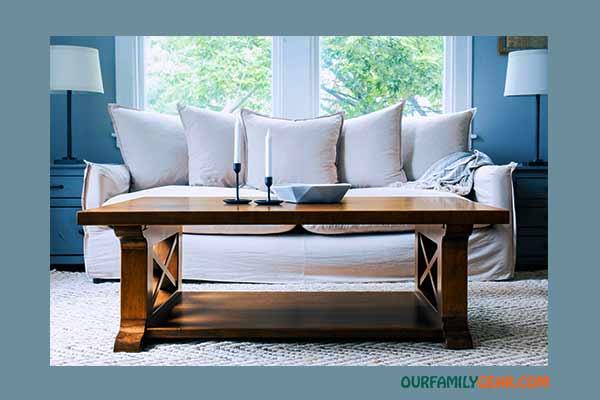 farmhouse coffee table,