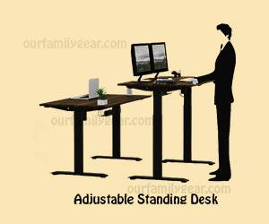 computer table Adjustable Standing Desk